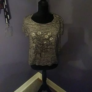 American Eagle crop top size Large